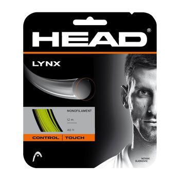 Head Lynx Tennissaiten gelb