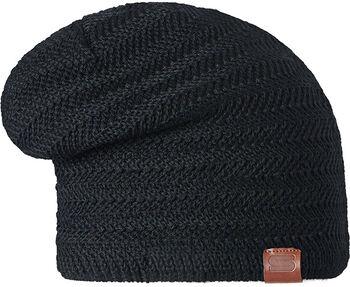 Stöhr Meike Mütze schwarz