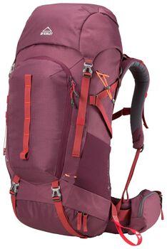McKINLEY Yukon 50W+10 RC IV Trekkingrucksack Damen rot