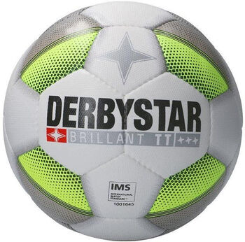 Derbystar Brillant TT Fußball weiß