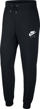 Nike Sportswear Air Jogginghose Damen schwarz