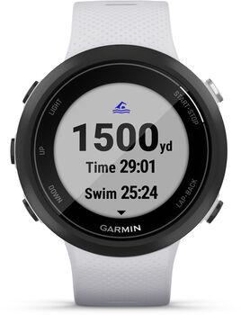 Garmin Swim 2 Multisportuhr weiß