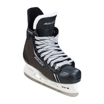 BAUER Supreme Pro Hockeyschuhe Herren schwarz