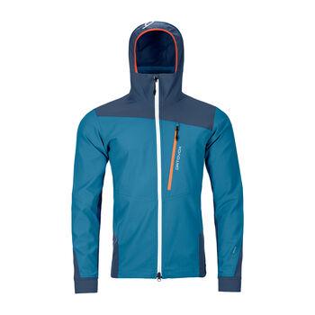 ORTOVOX Pala Jacket Wanderjacke Herren blau