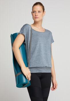 VENICE BEACH Ria T-Shirt Damen blau