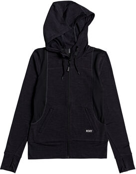 Roxy Twisted By The Moon Hoodie Damen grau