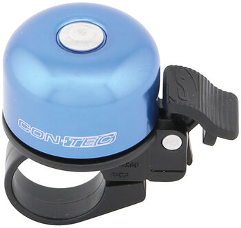 CONTEC Bing Fahrradglocke blau
