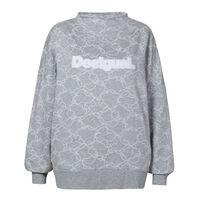 Camo Flower Sweatshirt