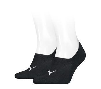 Puma 2er Pack Socken schwarz