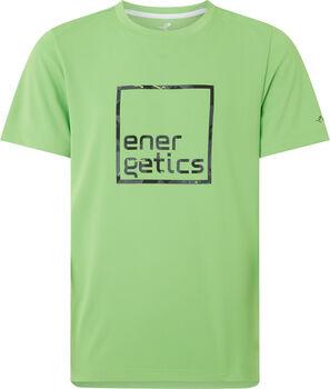 ENERGETICS Julius T-Shirt Jungen grün