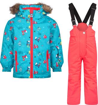 McKINLEY Carla II + Tyler II Skianzug Mädchen blau
