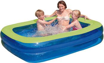 Happy People Family Pool blau