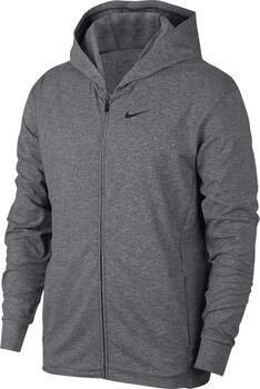 Nike Yoga Dri-FIT Kapuzenjacke Herren schwarz