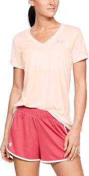 Under Armour TWIST TECH T-Shirt Damen orange