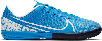 Nike Mercurial Vapor 13 Academy IC Hallenfußballschuhe blau