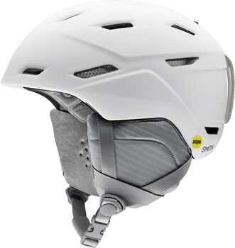 SMITH Mirage Skihelm cremefarben