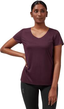 On Performance-T-Shirt Damen rot
