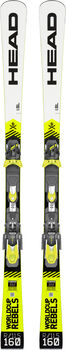 Head Worldcup Rebels i.SL RP Evo Ski ohne Bindung weiß