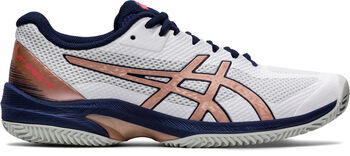 Asics Court Speed FF Clay Tennisschuhe Damen weiß