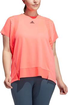 adidas HEAT.RDY Training T-Shirt Damen rot