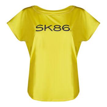 Skiny SK86 T-Shirt Damen gelb