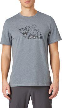 McKINLEY Mena. T-Shirt kurzarm Herren