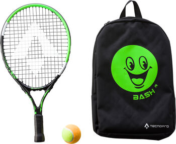 TECNOPRO Bash 19 Tennis-Set schwarz