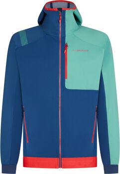 La Sportiva  Macnas Hoody MHr. Jacke mit Kapuze Herren blau