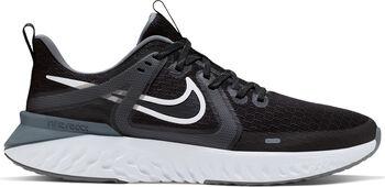 Nike Legend React 2 Laufschuhe Herren schwarz