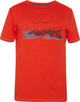 McKINLEY Toggo T-Shirt Herren rot
