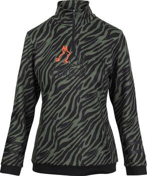 Icepeak Villandry XF Funktionsshirt mit Zipp Damen grün