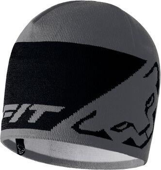 DYNAFIT Leopard Logo Mütze grau
