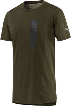Puma Energy Triblend T-Shirt Herren schwarz