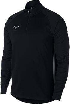 Nike Dri-FIT Academy Langarmshirt mit Halfzip Herren schwarz