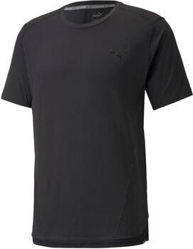 Puma Train Cloudspun Bnd. T-Shirt Herren schwarz