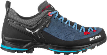 Salewa MTN Trainer 2 GTX Adventureschuhe Damen blau