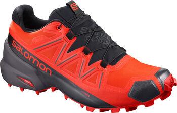 Salomon Speedcross 5 GORETEX Laufschuhe Herren rot