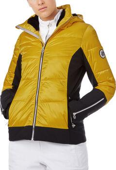 McKINLEY Garyl Skijacke Damen gelb