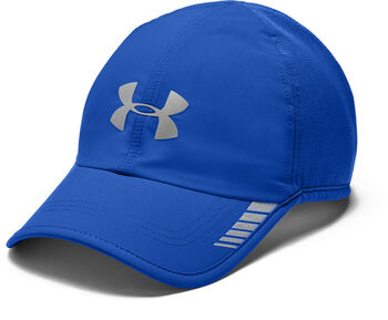 Under Armour Launch AV Kappe Herren blau