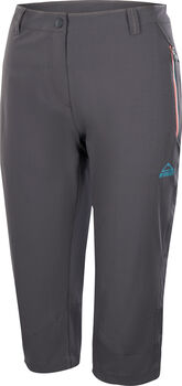 McKINLEY Active Capty 3/4 Wanderhose Damen grau