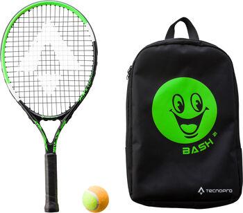 TECNOPRO Bash 21 Tennis-Set schwarz