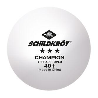 3 Star Champion Tischtennisbälle