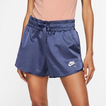 Nike Air Shorts Damen lila