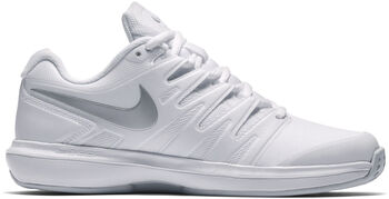 Nike Court Air Zoom Prestige Tennisschuhe Damen cremefarben