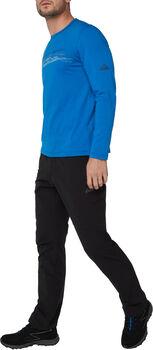 McKINLEY Active Acho T-Shirt Herren blau