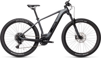 "CUBE Reaction Hybrid SL 625 29 E-Mountainbike 29"" grau"