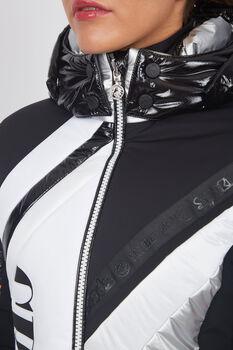Sportalm Symbol Skijacke mit Kapuze Damen schwarz