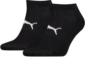 Puma Lightweight 2er-Pack Sneakersocken schwarz