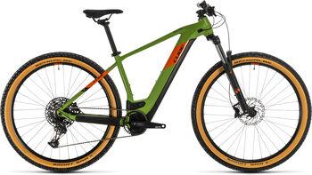 CUBE Reaction Hybrid EX 625 grün