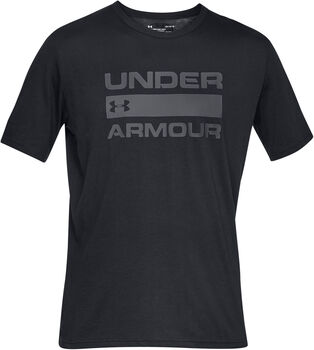 Under Armour Team Issue T-Shirt Herren schwarz